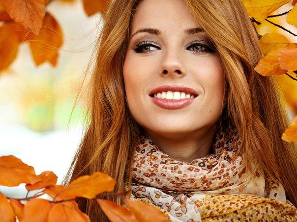 Модный макияж на осень 2014