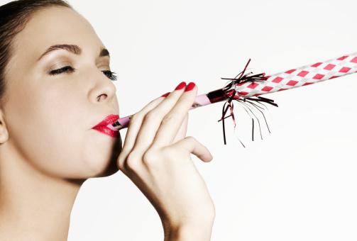Секреты новогоднего make-up 2014 года