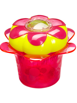 Детская расческа Tangle Teezer Magic Flowerpot Princess Pink