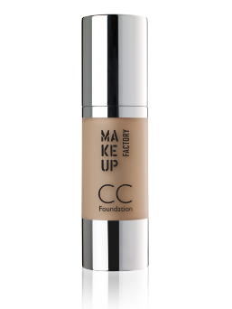 СС крем Make Up Factory CC-Foundation т.07 песок
