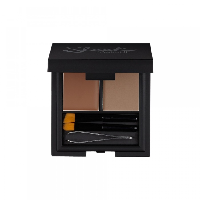 Набор для бровей Sleek MakeUP Brow Kit Light