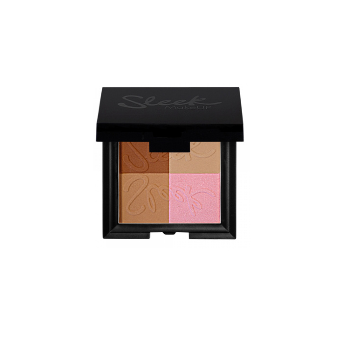 Пудра бронзатор Sleek MakeUP Bronze Block Light