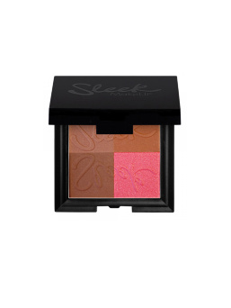 Пудра бронзатор Sleek MakeUP Bronze Block Dark