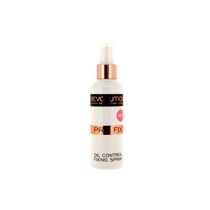 Спрей для фиксации макияжа Makeup Revolution Pro Fix Oil Control Makeup Fixing Spray