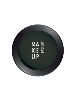 Матовые одинарные тени для глаз Make Up Factory Mat Eye Shadow т.02 черный кофе