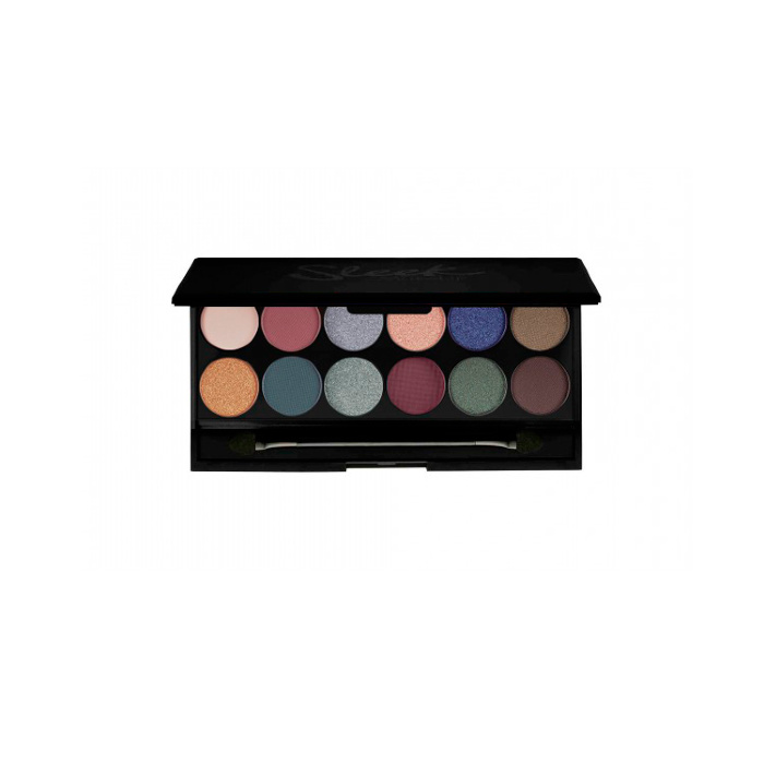 Тени Sleek MakeUP i-Divine Enchanted Forest 098