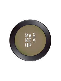 Матовые одинарные тени для глаз Make Up Factory Mat Eye Shadow т.45 темная олива