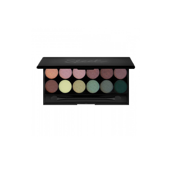 Тени Sleek MakeUP i-Divine Garden of Eden 447