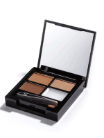 Набор для бровей Makeup Revolution Focus & Fix Brow Kit Medium Dark