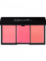 Румяна в палетке Sleek MakeUP Blush By 3 Pink Lemonade