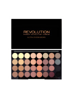 Палетка теней Makeup Revolution Ultra 32 Shade Eyeshadow Palette Flawless Matte