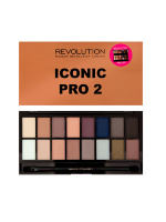 Палетка теней Makeup Revolution Iconic Pro 2