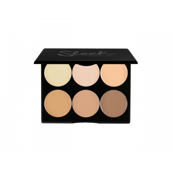Кремовый корректор Sleek MakeUP Cream contour Kit Light