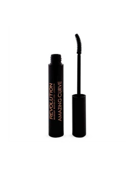 Тушь для ресниц Makeup Revolution Amazing Curve Mascara Black