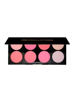 Палетка румян и корректоров Makeup Revolution Ultra Blush Palette All about Pink