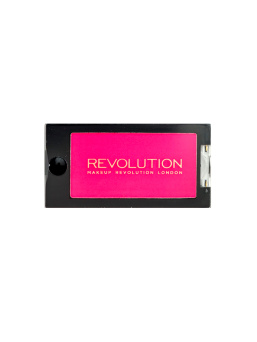 Тени Makeup Revolution Mono Eyeshadow Scanadalous Pink is it